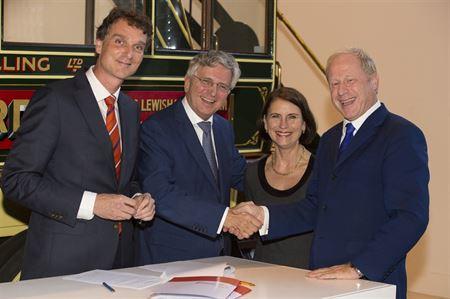 Wagner Group nieuwe partner Sport & Zaken