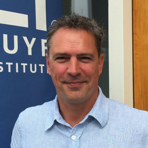 Michael Tollenaar, nieuwe teamleider Cruyff Institute