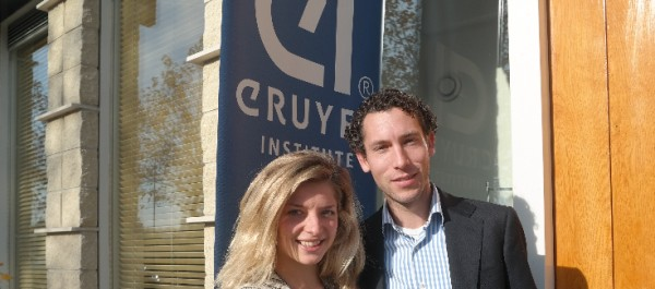 Johan Cruyff Institute start samenwerking met Sport-Netwerk.nl