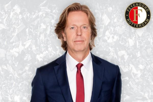 Jan de Jong nieuwe algemeen directeur Feyenoord
