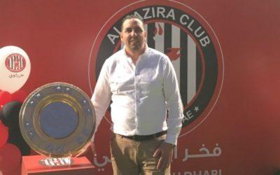 Mohammed Hamdi aan de slag bij Al-Jazira FC
