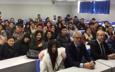 Wagner Group organiseert Holland Week op Beijing Sport University