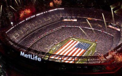 Studenten en docenten HAN Sport en Bewegen actief bij de Super Bowl