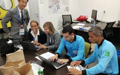 Priscilla Janssens: General Coordinator tijdens het WK In Rusland
