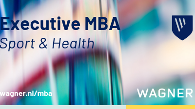Nieuwe Executive MBA Sport & Health