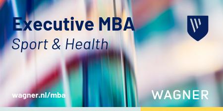 Nieuwe Executive MBA Sport & Health