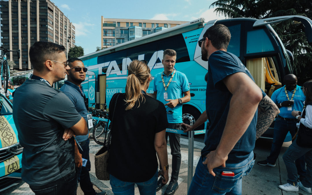 Interview Sven Jonker – Astana Pro Team