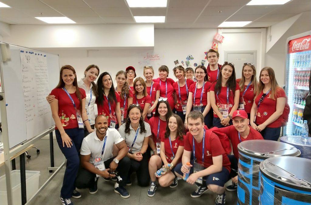 Blog 4: word vrijwilliger