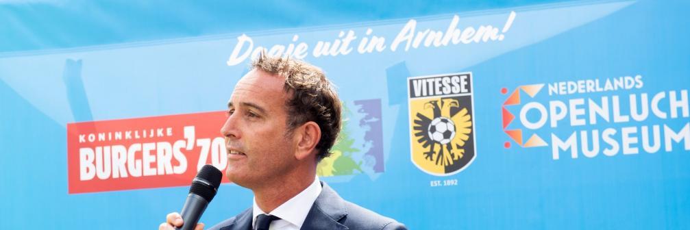 Commercieel Directeur Olivier Smit verlaat Vitesse