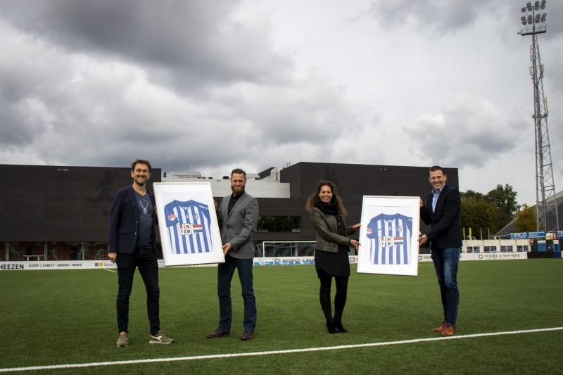 FC Eindhoven en Fontys intensiveren hun samenwerking