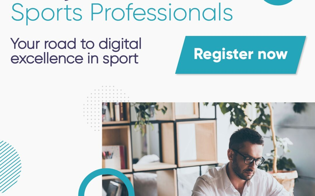 Digital Marketing & Analytics course for (future) Sports Professionals