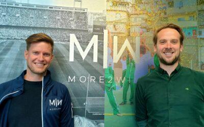 Michiel van Rijn van Alkemade versterkt More2win